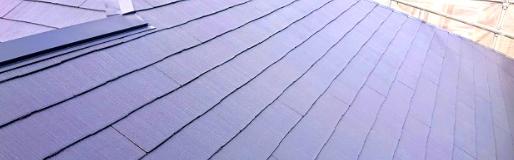 建坪30坪 屋根プラン 塗装イメージ